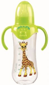 Sophie la girafe Soft and Fun Feeding Bottle 250ml - BPA Free